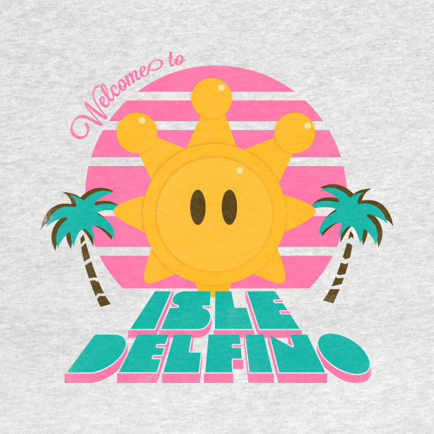Welcome to Isle Delfino