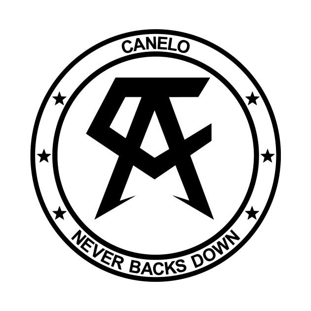 Canelo Alvarez Logo Boxing Canelo Saul Alvarez Saul Canelo Alverez