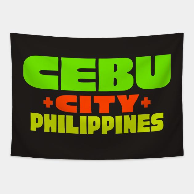 CEBU CITY PHILIPPINES JEEPNEY SIGNAGE