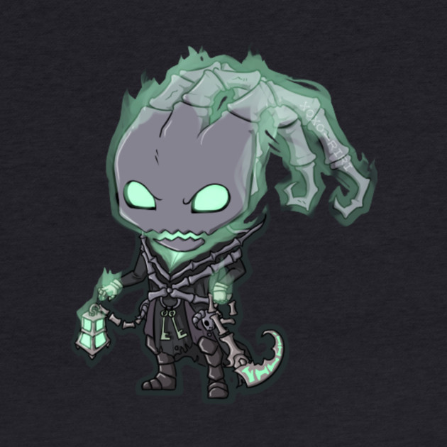 Chibi Thresh - League of Legends Shirt