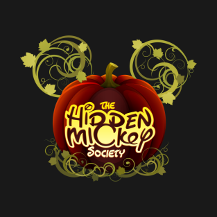HMS Pumpkin with Vines Logo t-shirts