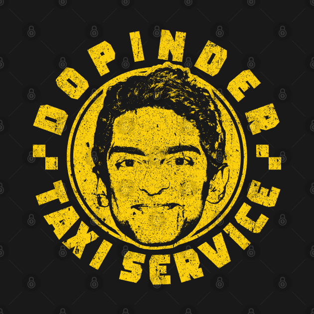 Dopinder Taxi Service (Variant)