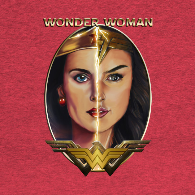 Wonder Woman Carter/Gadot