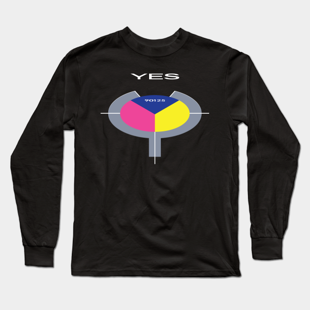 YES /'90125/' T Shirt NEW