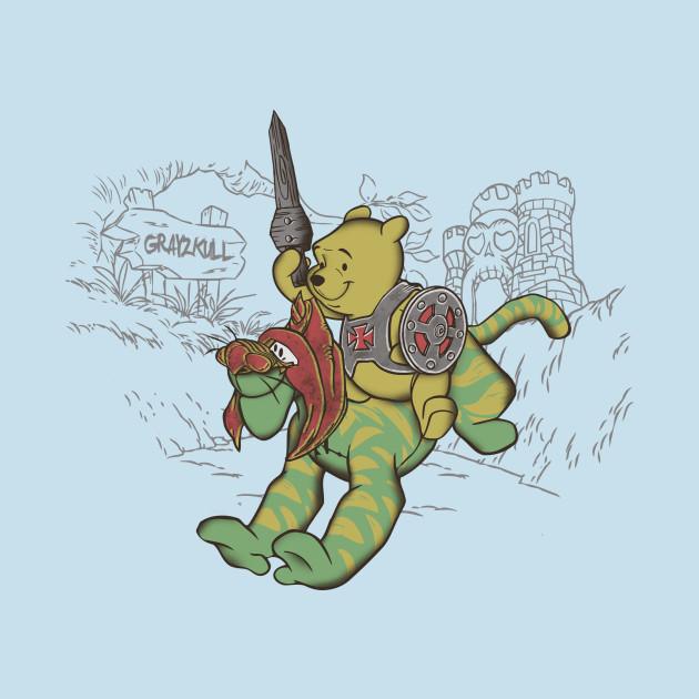 Poowah Of Grayzkull T-Shirt