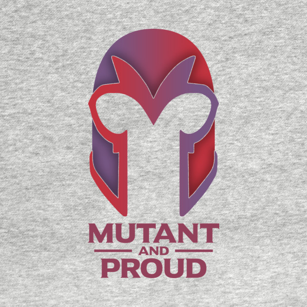 Magneto - Mutant and Proud