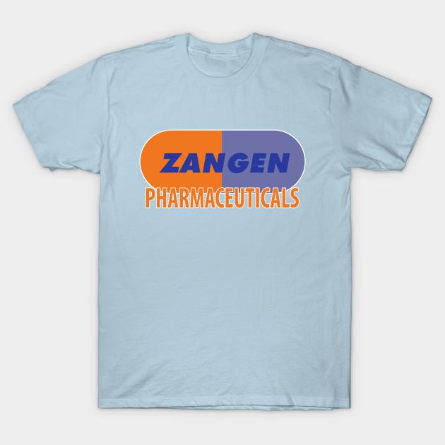 Zangen Pharmaceuticals The Big Bang Theory T Shirt Teepublic Fr