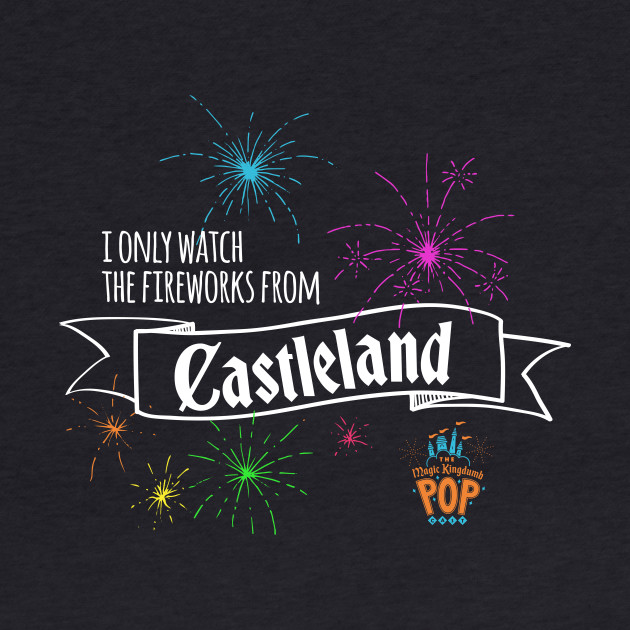 Magic Kingdumb Popcast Castleland