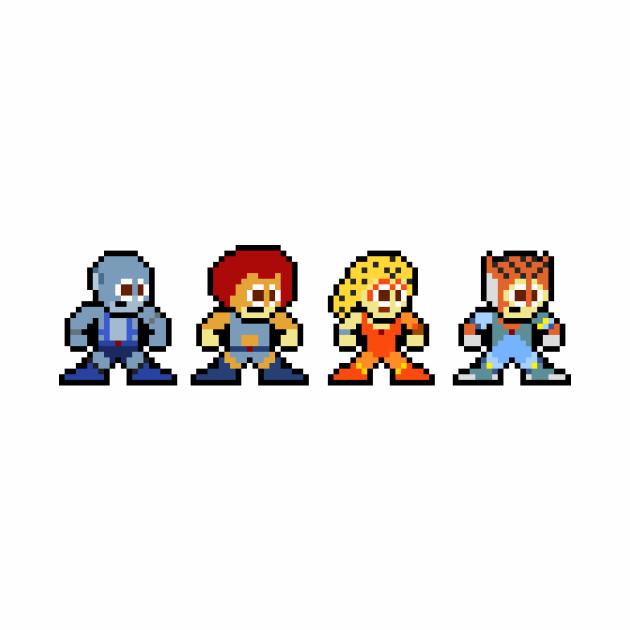 8-bit ThunderCats