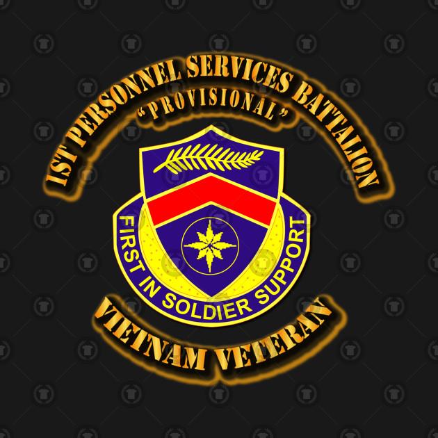 1st Personnel Services Battalion w Text