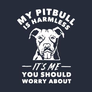 1082c5696 Funny Pitbull T-Shirts   TeePublic
