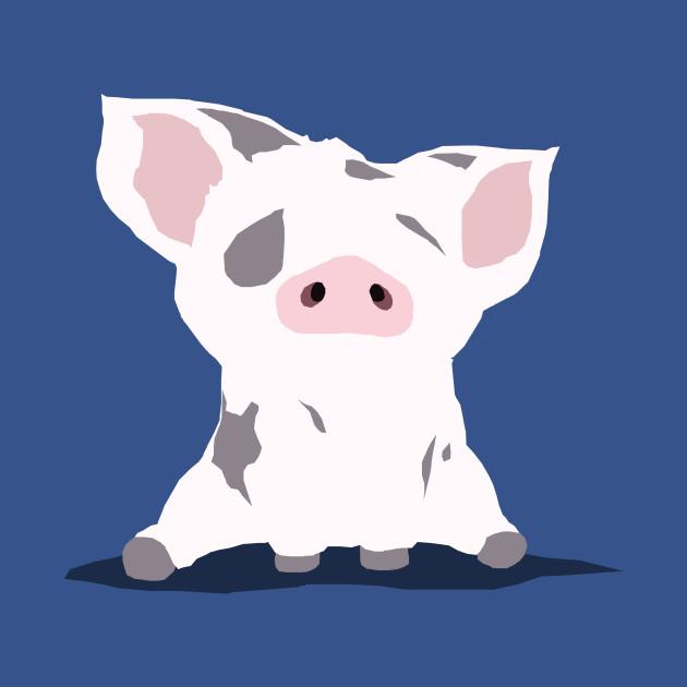 Pua the Pig