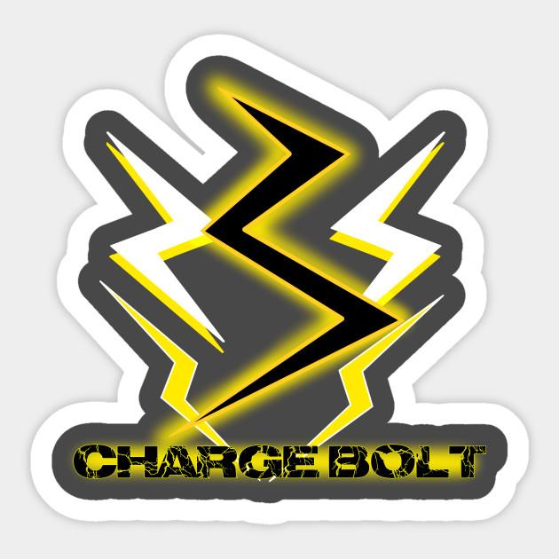 Kaminari Charge Bolt Design My Hero Academia Sticker Teepublic