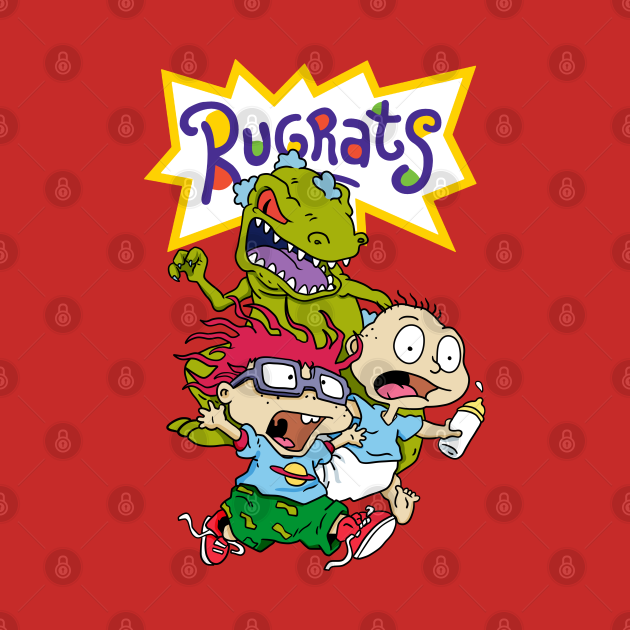 Reptar Rugrats