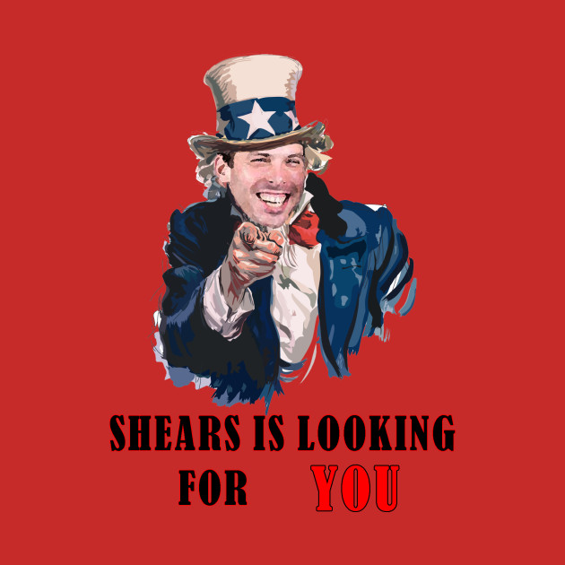 Shears is looking for YOU