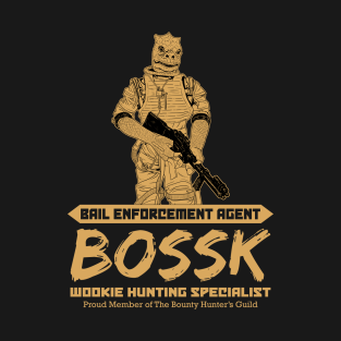 Bail Enforcement Agent Bossk