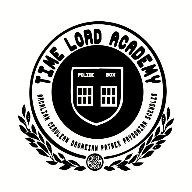 Time Lord Academy Time Lord Academy Phone Case Teepublic
