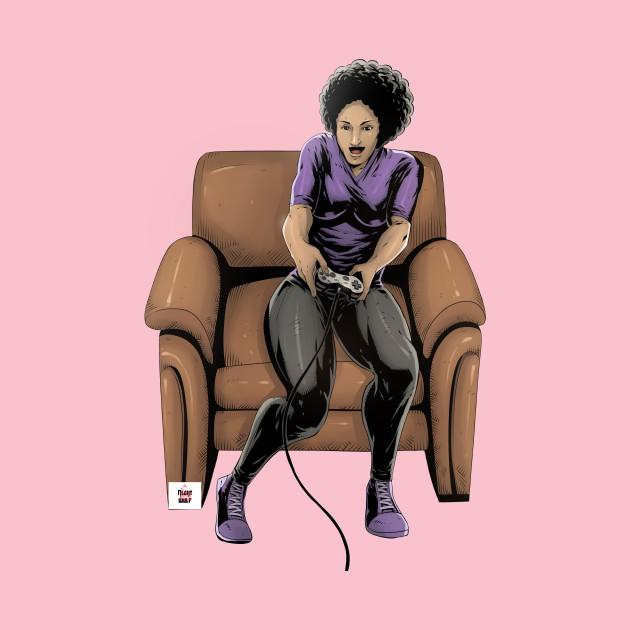Black Girl Gamer