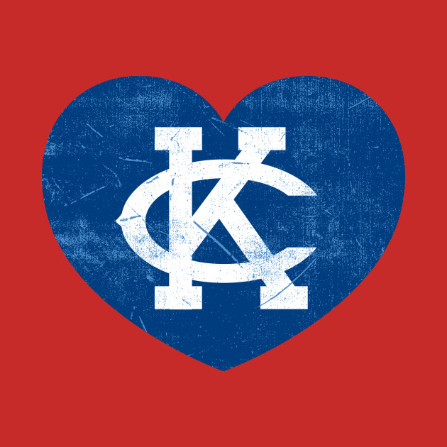 Retro KC Heart