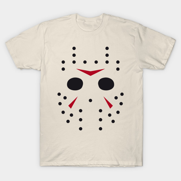 cf04b9a7155 Jason Voorhees Friday the 13th - Hockey Mask - Jason Voorhees - T ...