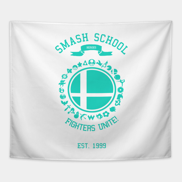 Smash School United (Cyan)