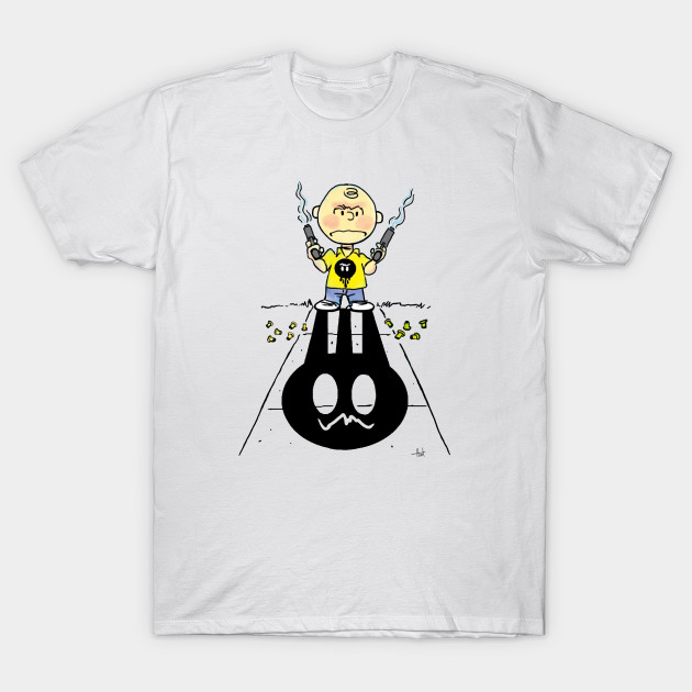Punisher Chuck T-Shirt-TOZ