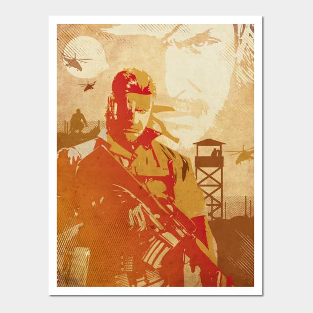I'm no hero art print by toastdesign