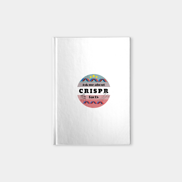Ask me about CRISPR facts