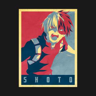 94e40352938 Shoto Todoroki My Hero Academia