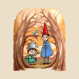 over the garden wall t shirt - Over The Garden Wall Merchandise
