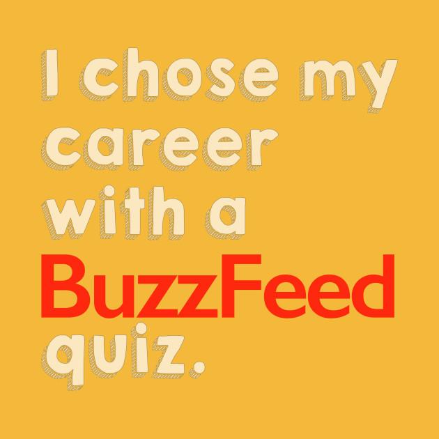 BuzzFeed Career Quiz