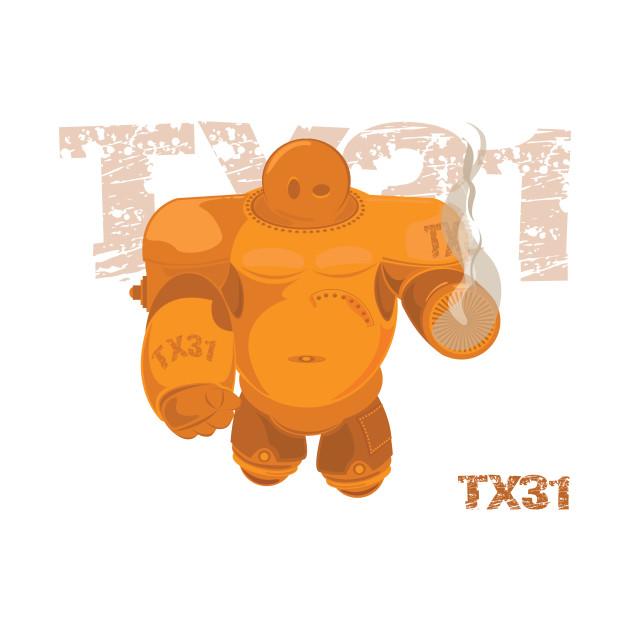 Robot TX31, Droid, Mecha