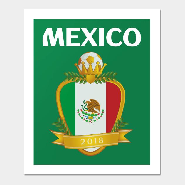 1590ba8922d Team Mexico Futbol El Tri - Mexico Soccer - Posters and Art Prints ...