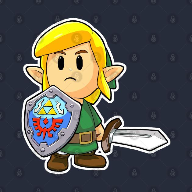 Cute Link Cartoon