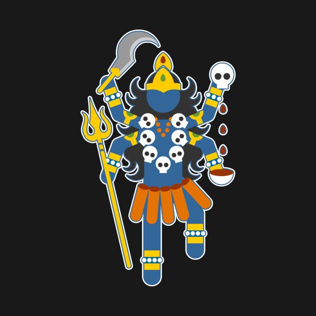 Simple Gods - Kali