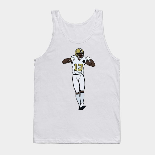 Michael Thomas Touchdown Celebration NFL New Orleans Saints