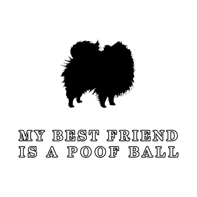 3918ce97 Pomeranian/Poof Ball - Dog - Pillow | TeePublic