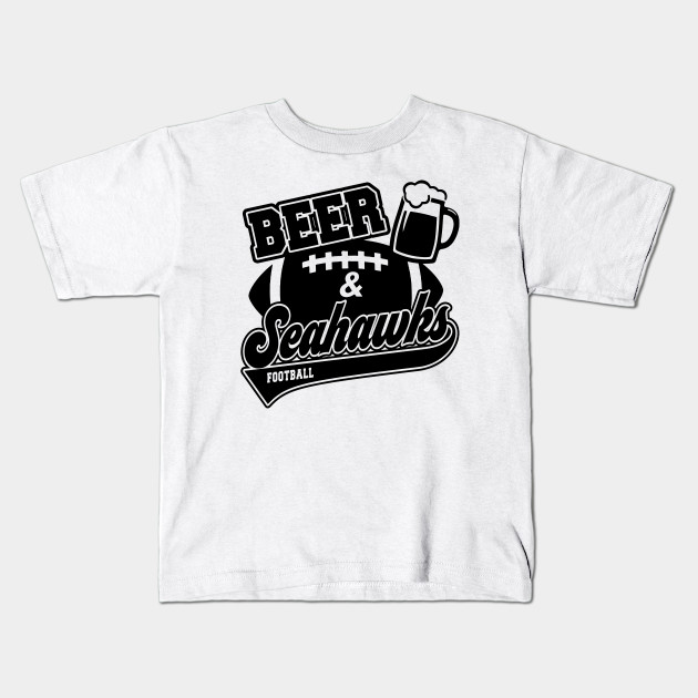 seattle seahawks t shirts kids