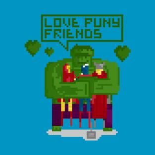 LOVE PUNY FRIENDS