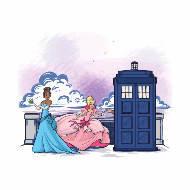 The Princess and the Doctor