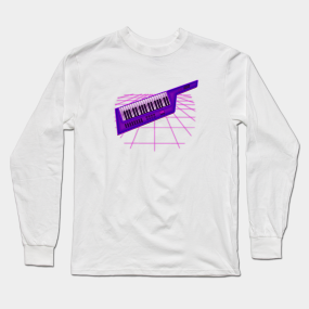 49f83cd42 Synthwave Long Sleeve T-Shirts | TeePublic