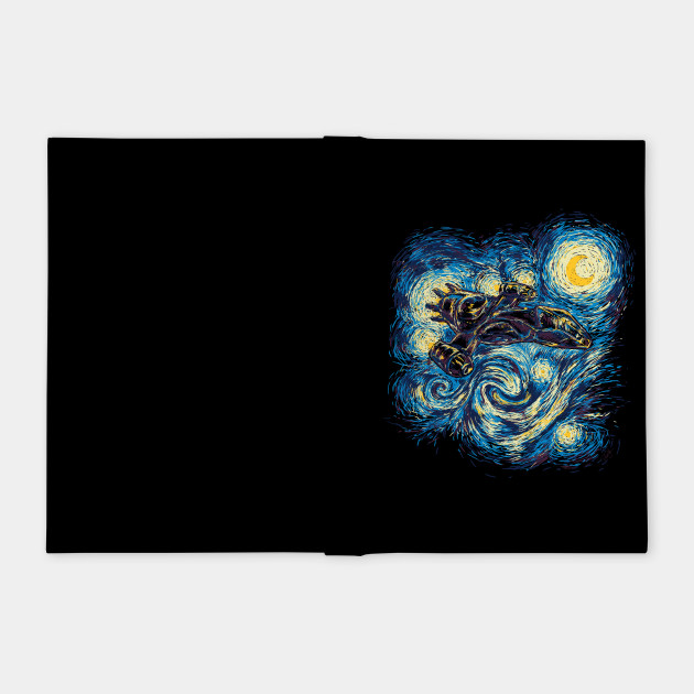 Starry Flight of Serenity