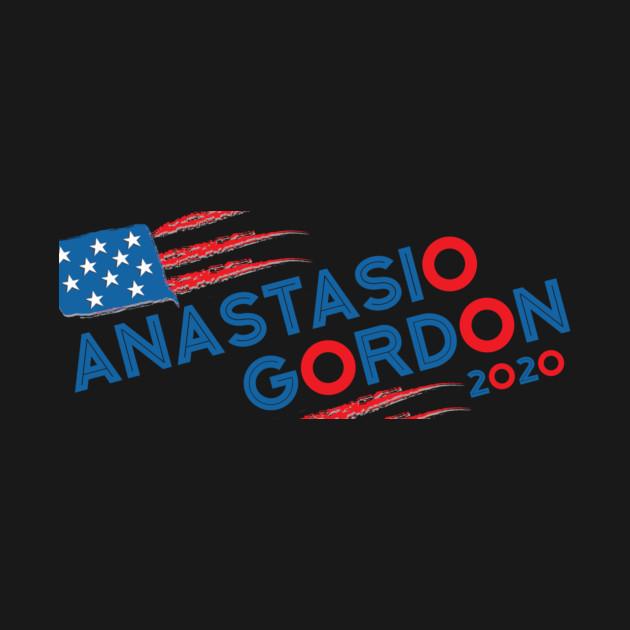 Phish Summer Tour 2020.Phish 2020 Anastasio Gordon For President