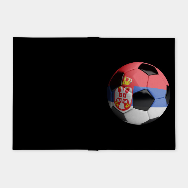 Serbia Soccer Ball