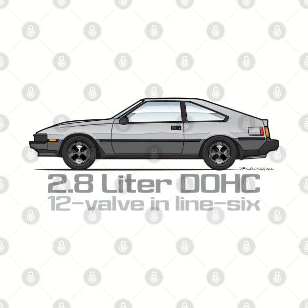 2.8 Silver-Dark Gray