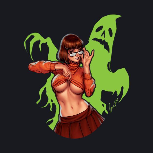 Jinkies Ghost!