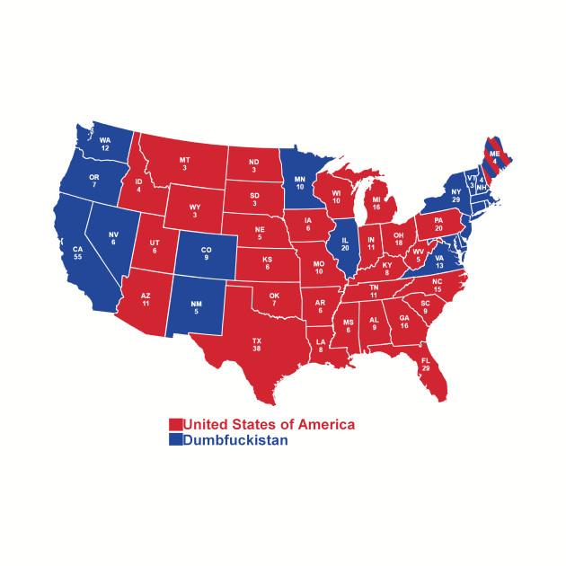 USA Dumbfuckistan 2016 Edition