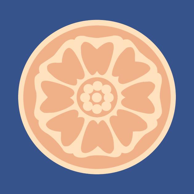 Order Of The White Lotus Symbol Cartoon Mug Teepublic