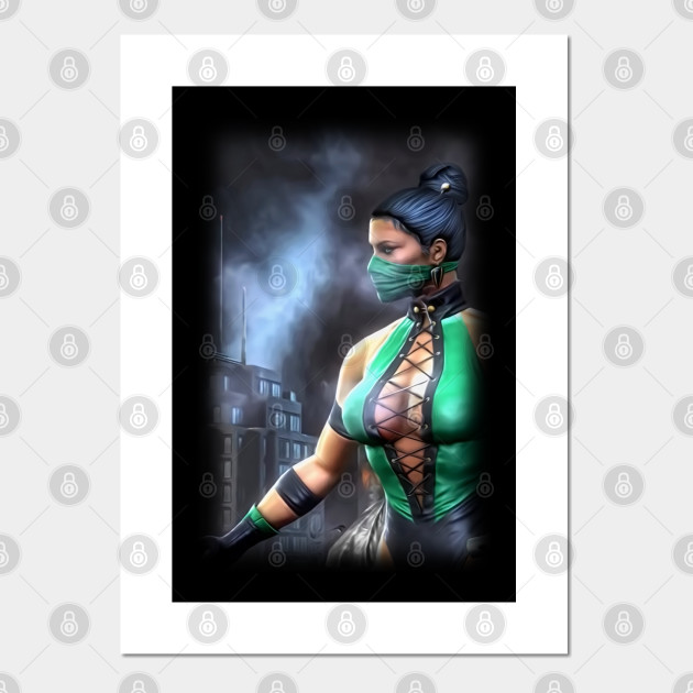 Jade Mortal Kombat Mk 11 Fighters Poster T Shirts And More