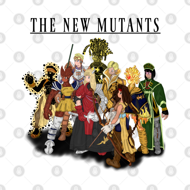 The New Mutants Tactics